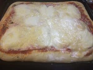 Recette de la pizza fait maison
