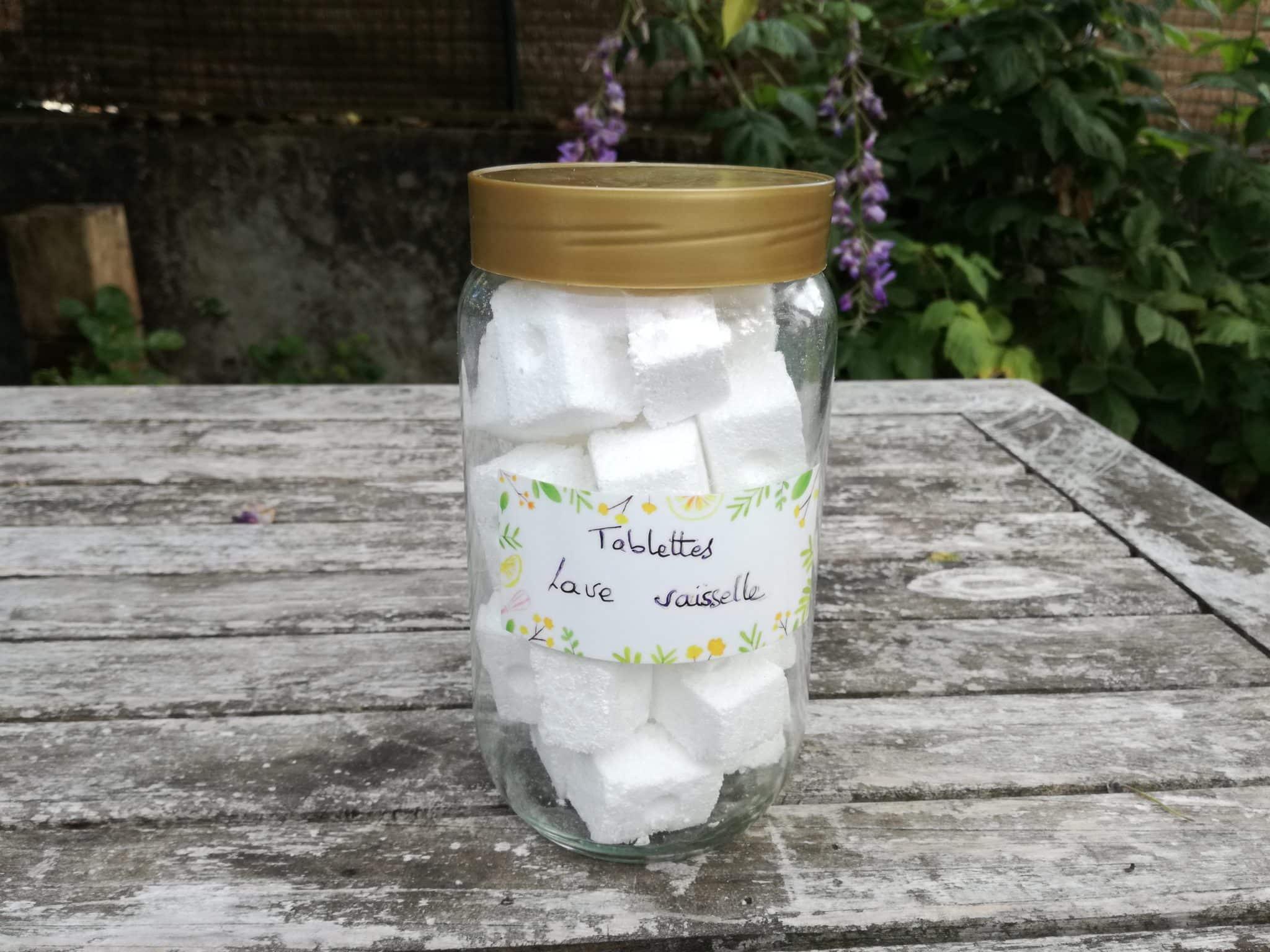 Fabriquer Nettoyant Lave Vaisselle faire ses propres tablettes de lave-vaisselle - le blog de kline
