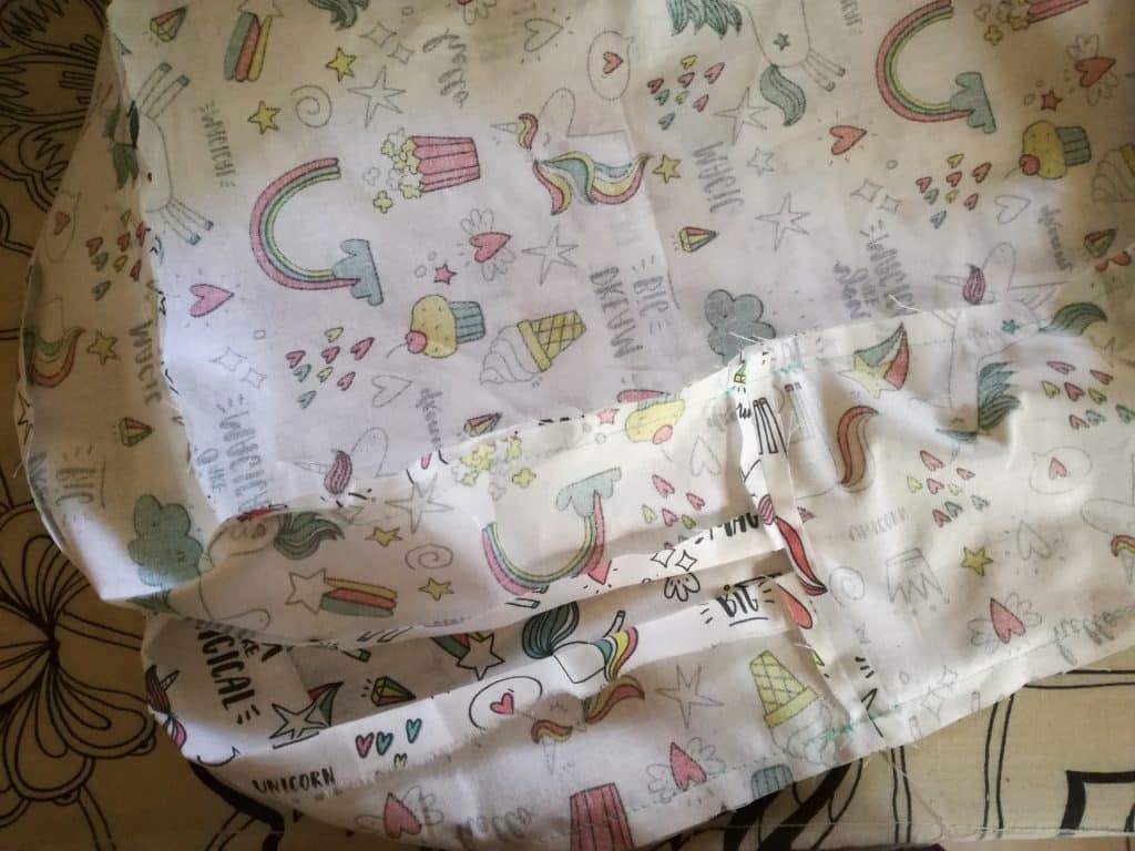 Tuto sac à dos pour la maternelle étape 15