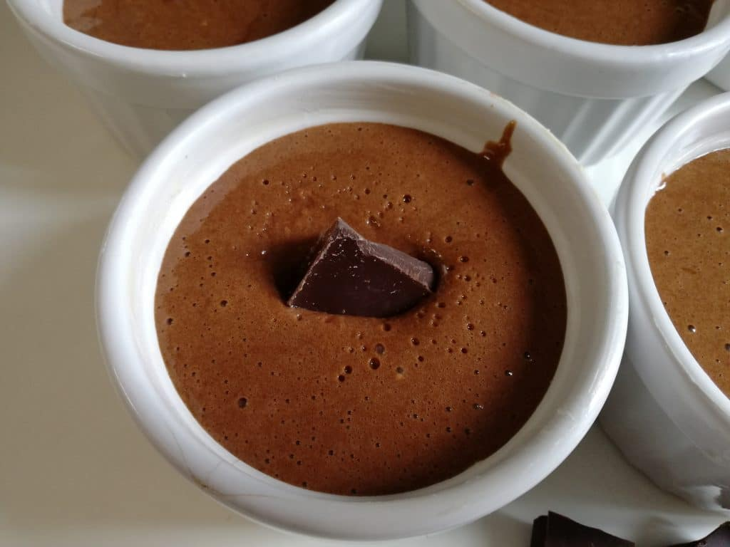 Recette du mi-cuit au chocolat : astuce