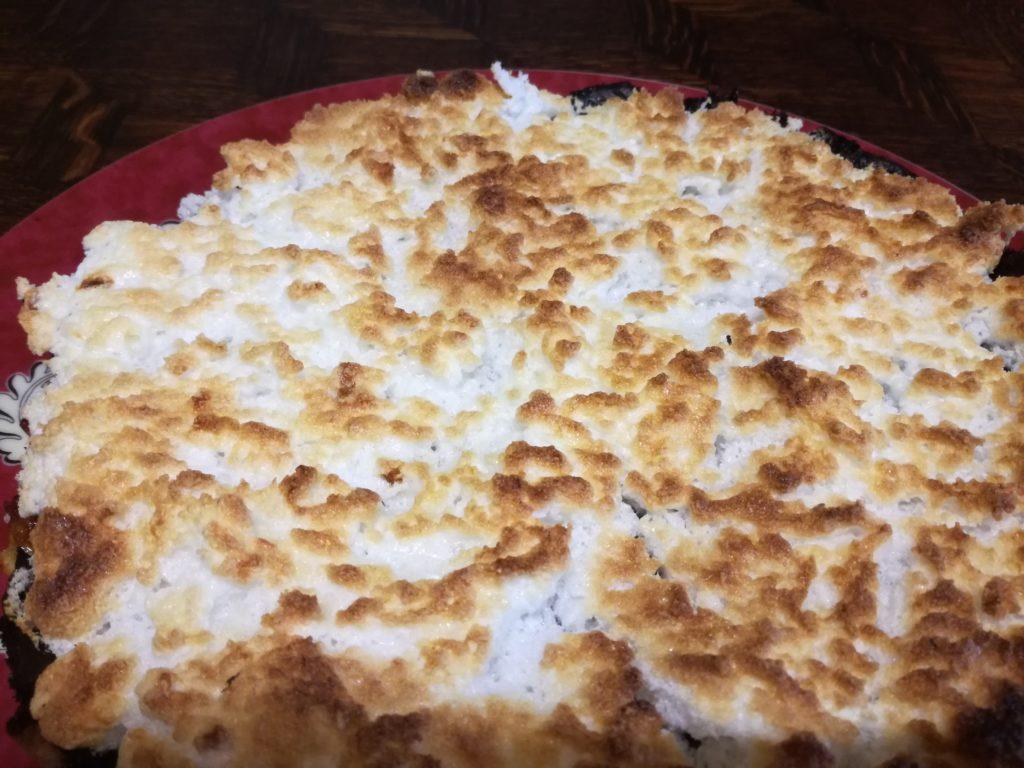 Recette de la tarte aux citrons meringuée : préparation de la meringue
