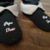 Chaussons Lena version basse homme